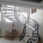 ساخت پله گرد فلزی در مشهد