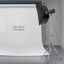 empty-photo-studio-with-lighting-equipment-vector-21513111