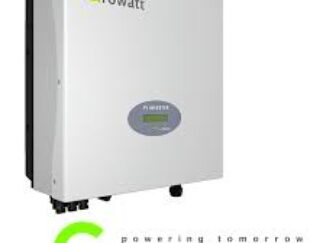 اینورتر های Growatt متصل به شبکه