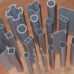 توليد انواع لوله آلومینیوم و تسمه و میلگرد الومینیوم ( استاندارد و آلیاژی )