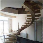 پله گرد در شیروان –  مهراز سازه