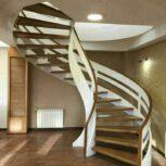 انواع نرده و پله چوبی و فلزی