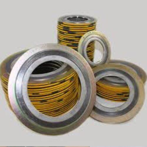 گسکت (انواع رینگ)  از سایز 1/2 الی 48 اینچ کربن استیل , استنلس استیل