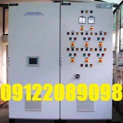 MCC PLC Panel