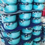 سرویس قابلمه هفت پارچه گرانیتی اراک