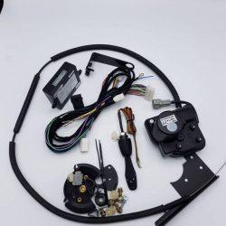 کنترل پارس دریچه گاز مکانیکی