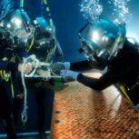 جوشکاری و برشکاری زیر آب- غواصی صنعتی