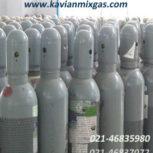 هوای فشرده / فروش هوای خشک با سیلندر/ سپهر گاز کاویان