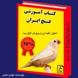 کتاب آموزش پرورش فنچ