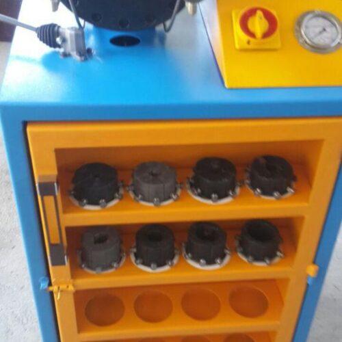 تعمیر و بازسازی انواع دستگاه پرس شیلنگ هیدرولیک