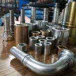 تولید و طراحی انواع اتصالات هیدرولیک فشارقوی و پنوماتیک