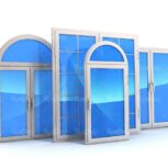 فروش درب و پنجره آلومینیومی بصورت تهاتر