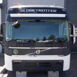 واردات کابین، موتور، گیربکس، دیفرانسیل و اکسل کامیون از سوئد