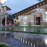 باغ ویلا 1000 متری با 200 متر ویلا در شهریار