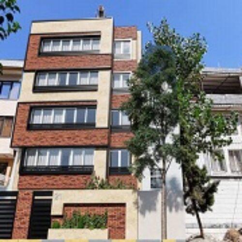 طراحی نمای ساختمان- ویلا (رومی-مدرن)
