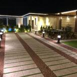 باغ ویلا 525 متری با طراحی زیبا در شهریار
