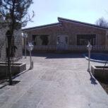 630 متر باغ ویلا با قابلیت سکونت در شهریار