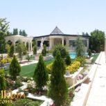 باغ ویلا 1250 متری با پایان کار در شهریار