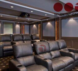 اجرای سینمای خصوصی خانگی سون