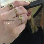 انگشتر طلا نماد کهن الگوها