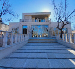 1300 متر باغ ویلای مشجر دوبلکس در ملارد